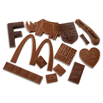 Create Your Own Chocolate Shapes