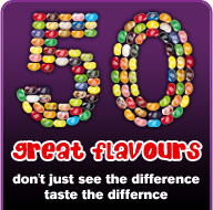 Jelly Belly Beans Flavour List